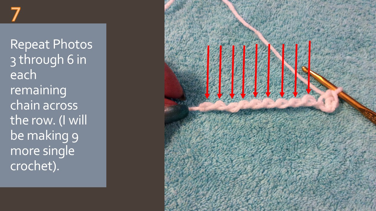 Sewing Tutorial For Beginners | How To Make A Single Crochet