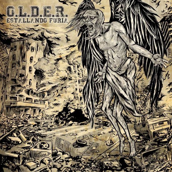 """Older stream new album """"Estallando Furia"""""""