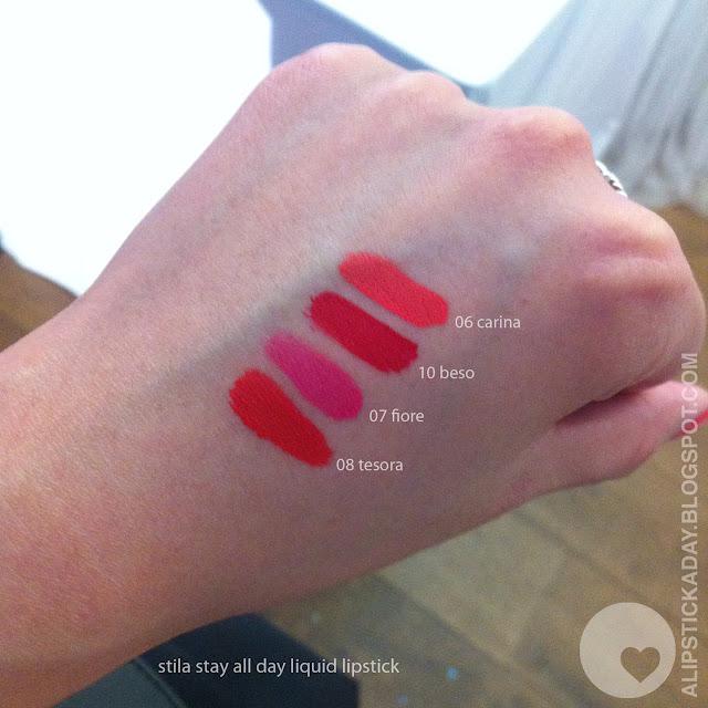 Image Result For Stila All Day Liquid Lipsticka