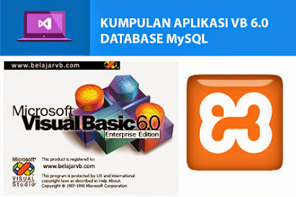 Program Aplikasi Rental DVD Menggunakan VB 6.0 Database MySQL