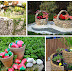 22 Great and cheap Garden Decorating Ideas with Rocks and Stones