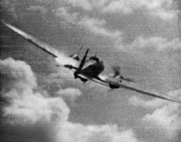 25 September 1940 worldwartwo.filminspector.com Filton Raid