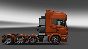 Scania R Upgade Mod by thunderhawk