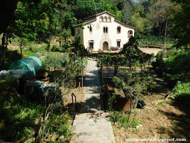 Монжуик, Исторический ботанический сад