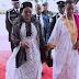 Suturar N1.616.400 da Aisha Buhari ta saka yayin tarbon matar shugaban kasar Uganda
