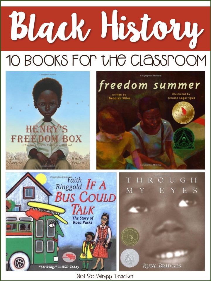 Books That Are Perfect For February Which Is Black History Month