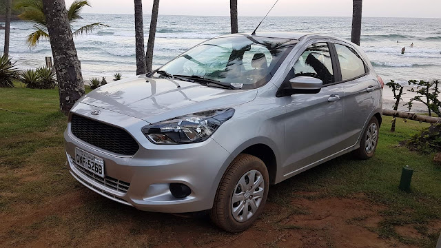 Ford Ka: 2º veículo mais vendido da América Latina
