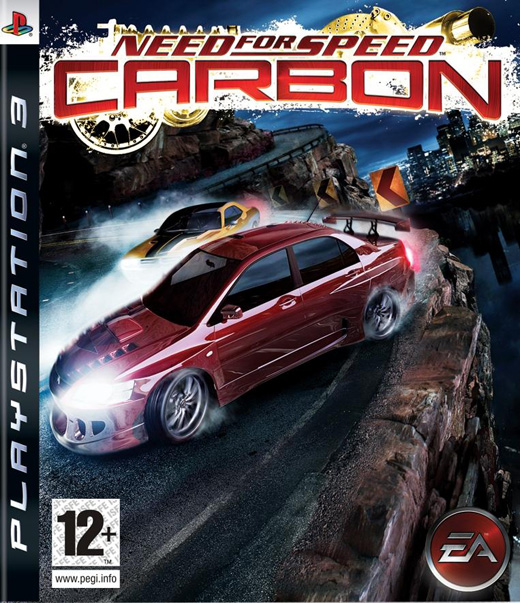 Need for Speed Carbon – PS3
