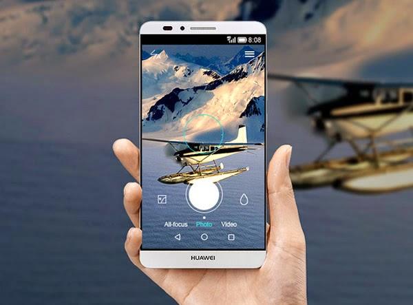 Come creare nuovo contatto su Huawei Ascend Mate 7 e Mate 8 e abbinare foto