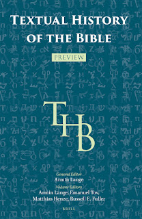 Textual History of the Bible Preview