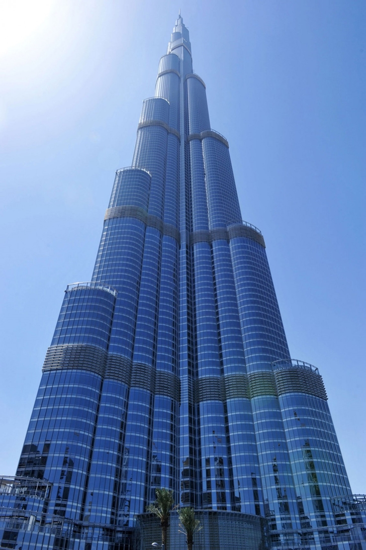 World of Architecture: Armani Burj Khalifa Hotel, Dubai