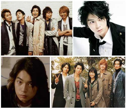 Matsumoto Jun on Gokusen. | LOVE | Pinterest  |Gokusen Jun