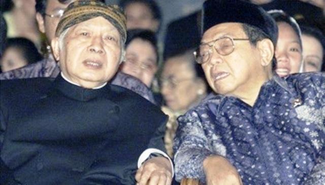 Gus Dur ajak Soeharto ikut NU Golongan Baru