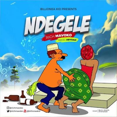 AUDIO | Rich Mavoko – Ndegele | Download_Download Now