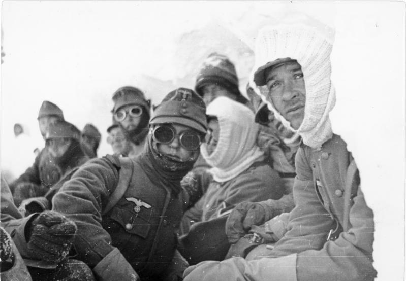 28 May 1940 worldwartwo.filminspector.com German mountain troops Narvik