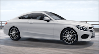 Mercedes C300 Coupe 2016