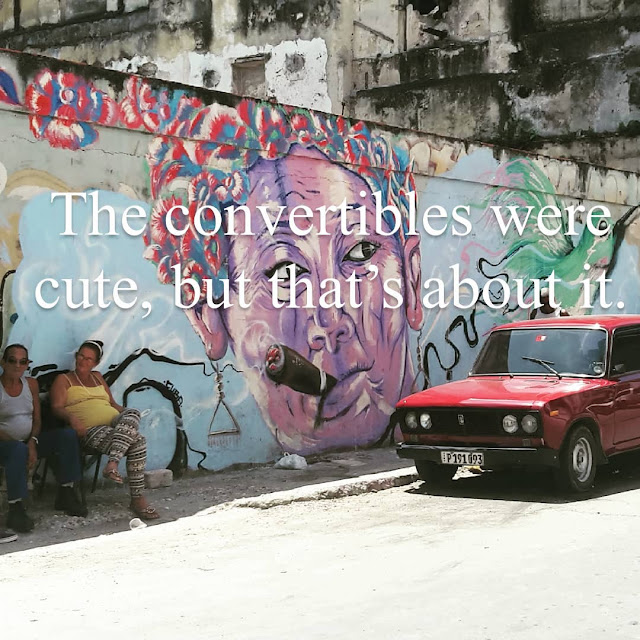 cute convertibles - Havana