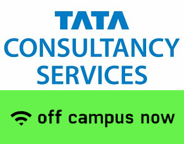 TCS Off Campus Drive For 2019 Batch Freshers