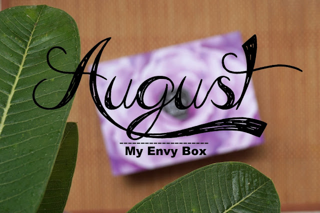 My Envy Box August 2017