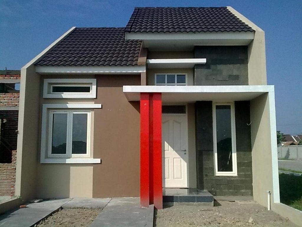 rancangan rumah type 36 minimalis modern