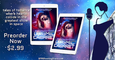 COSMIC CABARET from Speculative Fiction Romance Shooting Stars