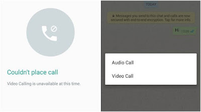 WhatsApp Video Calling APK Download To  Activate Free Video Call Feature