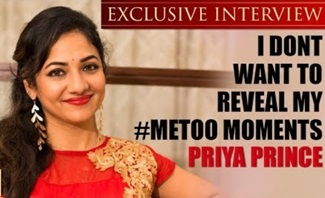 I Don't Want Reveal My Metoo Moment | Priya Prince | Exclusive Interview | HOWSFULL