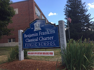 the BFCCPS is currently operating from the former St Mary's School