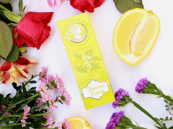 Jeanne en Provence // Verbena Citron Eau de Parfum