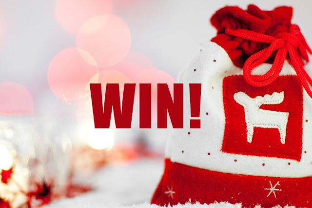 ENTER NOW! A New GIVEAWAY Each Week!