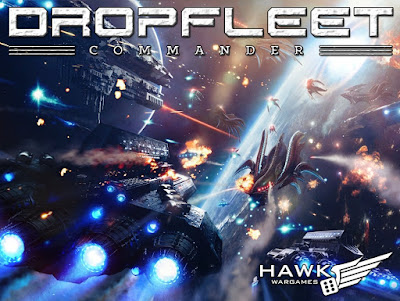 Dropfleet Commander Previews