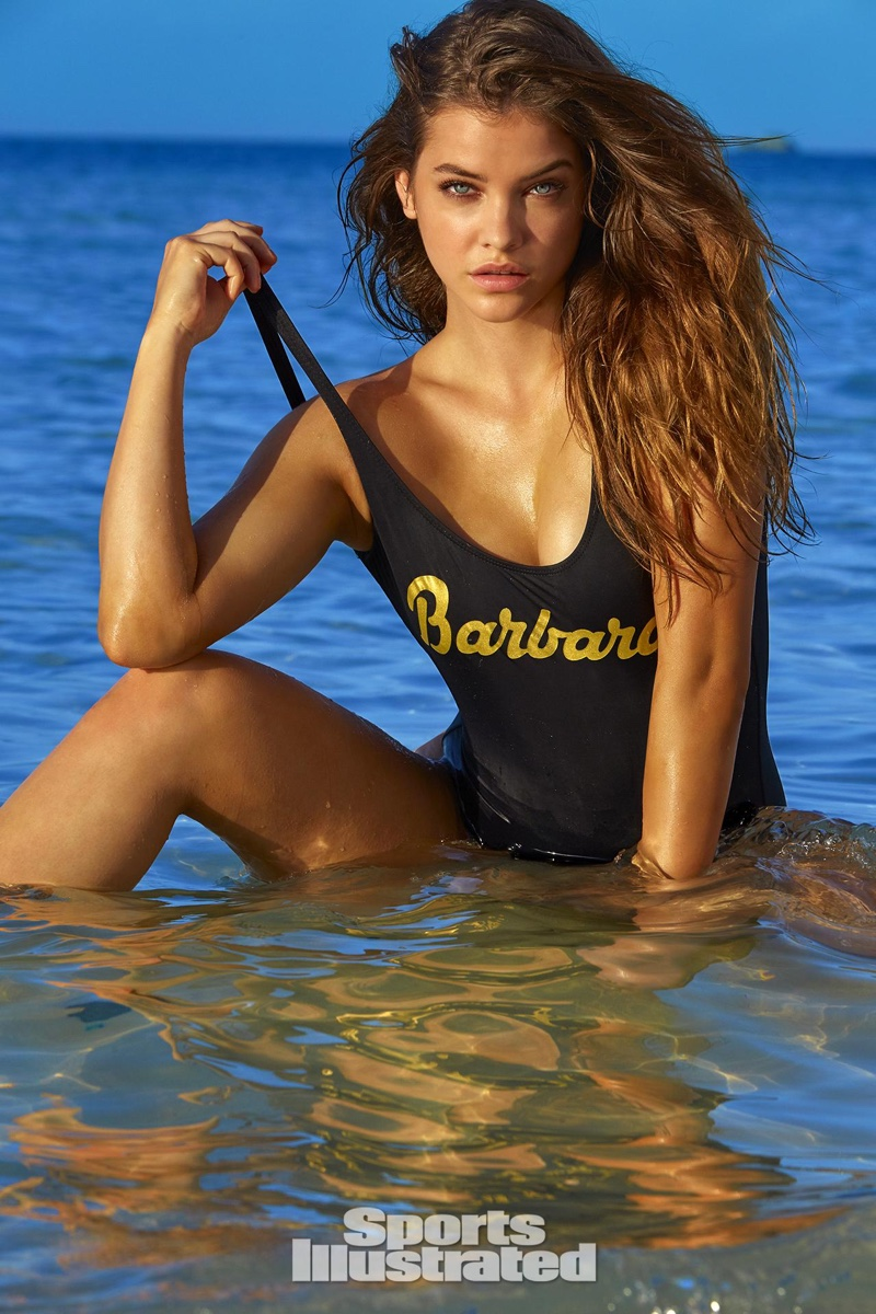 Barbara Palvin seduces for Sports Illustrated Swim 2016