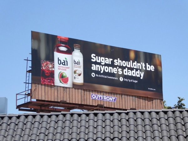 Bai Sugar daddy billboard