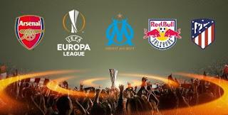 Hasil Undian Semifinal Liga Europa: Arsenal vs Atletico Madrid