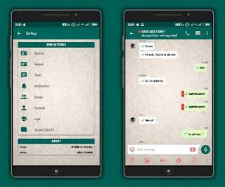 BBM Whatsapp v3.2.5.12 Apk