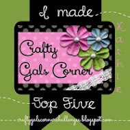 TOP 5 OVER AT CRAFTY GIRLS CORNER