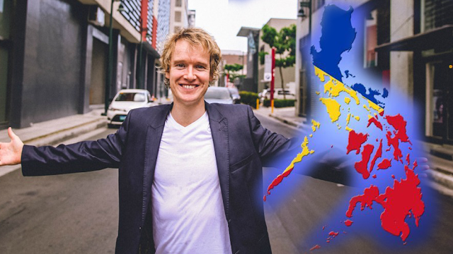 MUST WATCH: Find out why this Irish guy fell in love with the Philippines