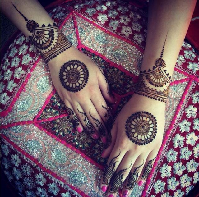 15 Latest Floral Henna Mehndi Designs For Hands Bling Sparkle