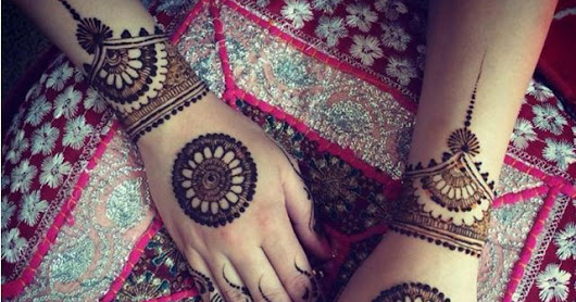 15 Latest Floral Henna Mehndi designs for Hands
