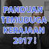 PANDUAN TEMUDUGA KERAJAAN 2017 !