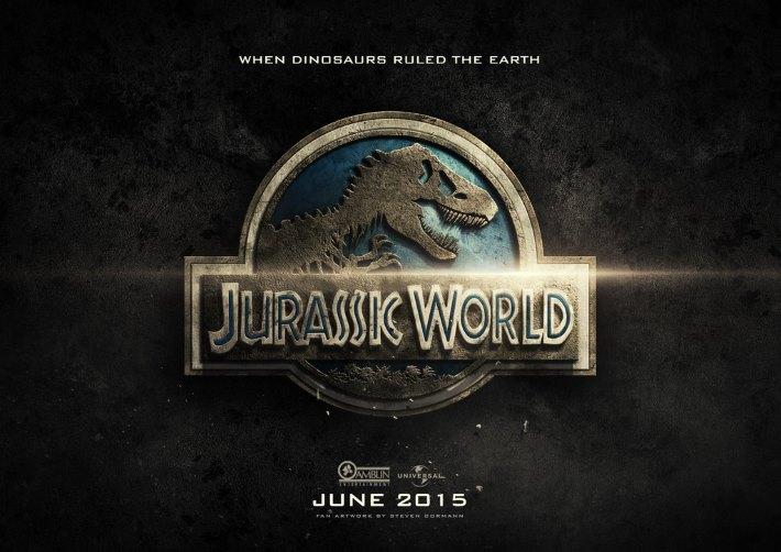 Poster 2: Jurassic World