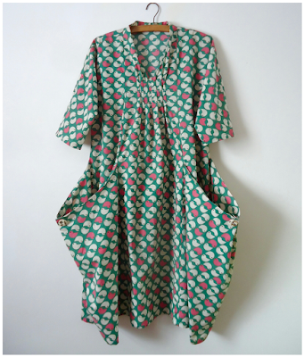 Marcy Tilton French House Dress