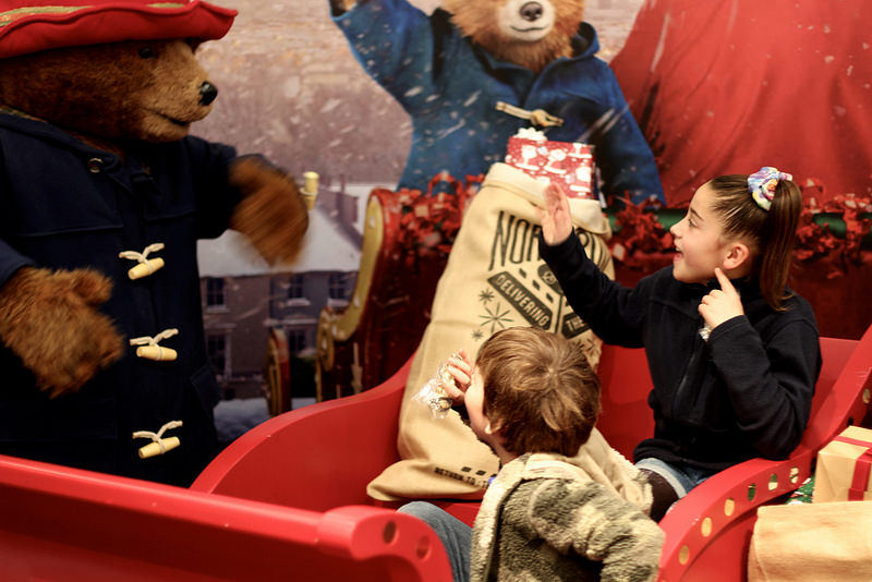 paddington and the christmas visitor marks spencer review
