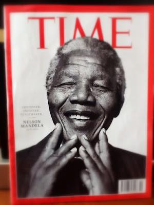 Time Mandela