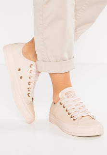 Converse CHUCK TAYLOR ALL STAR LEATHER - PASTELS