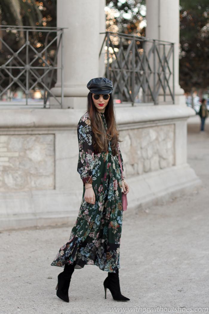 Blogger influencer valencia moda belleza lifestyle los mejores looks estilo urban chic