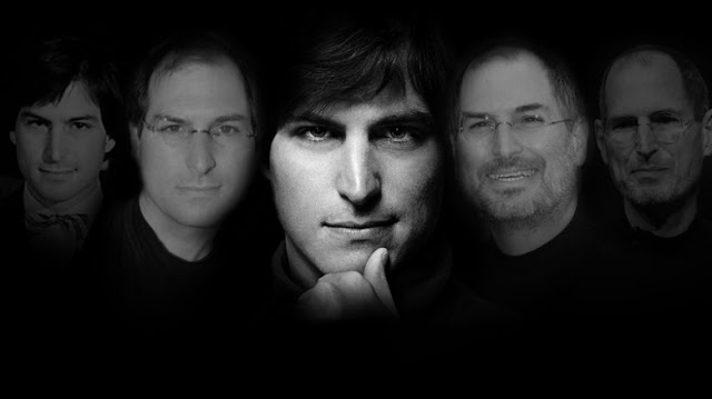 A vida de Steve Jobs fora do palco