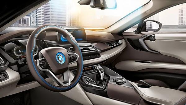 Interior BMW I8