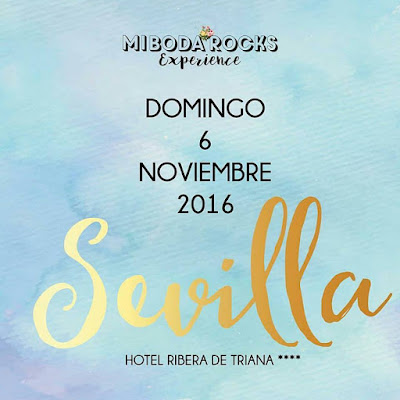 Mi Boda Rocks Experience Sevilla noviembre 2016