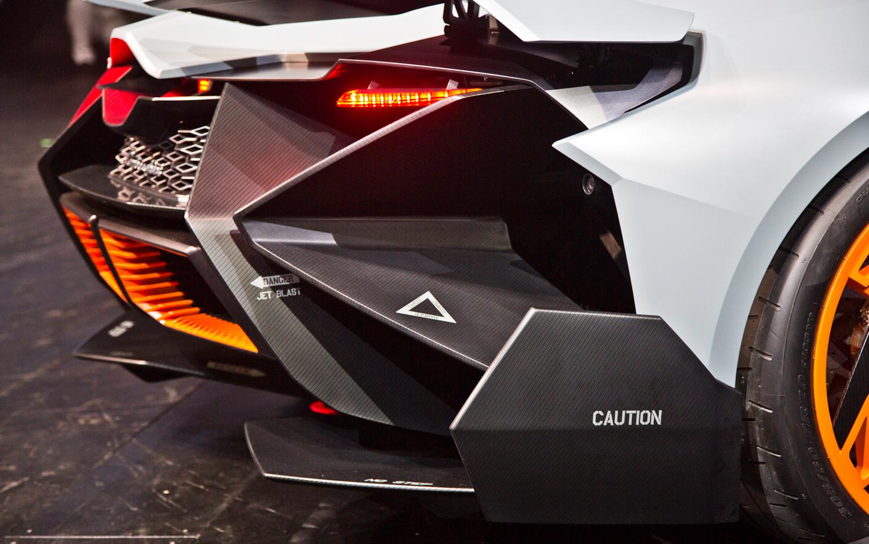 Wallpaper Engine Power Girl Fab Wheels Digest F W D 2013 Lamborghini Egoista Concept